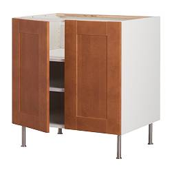 Ikea akurum cabinets installation custom assembly and - Ikea corner cabinet door installation ...