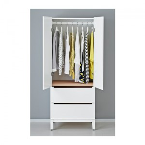 IKEA NORDLI WARDROBE Assembly