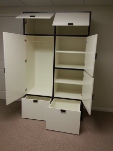 IKEA Wardrobe Storage