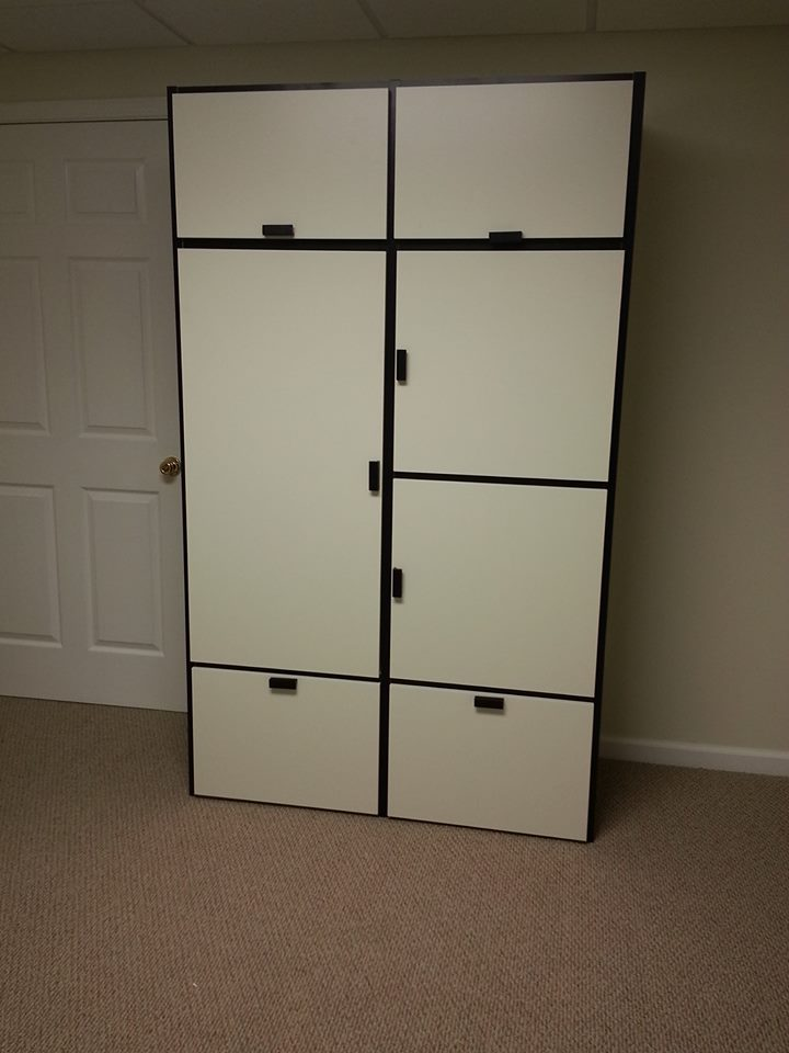 ikea wardrobe assembly service custom assembly and installation. Black Bedroom Furniture Sets. Home Design Ideas