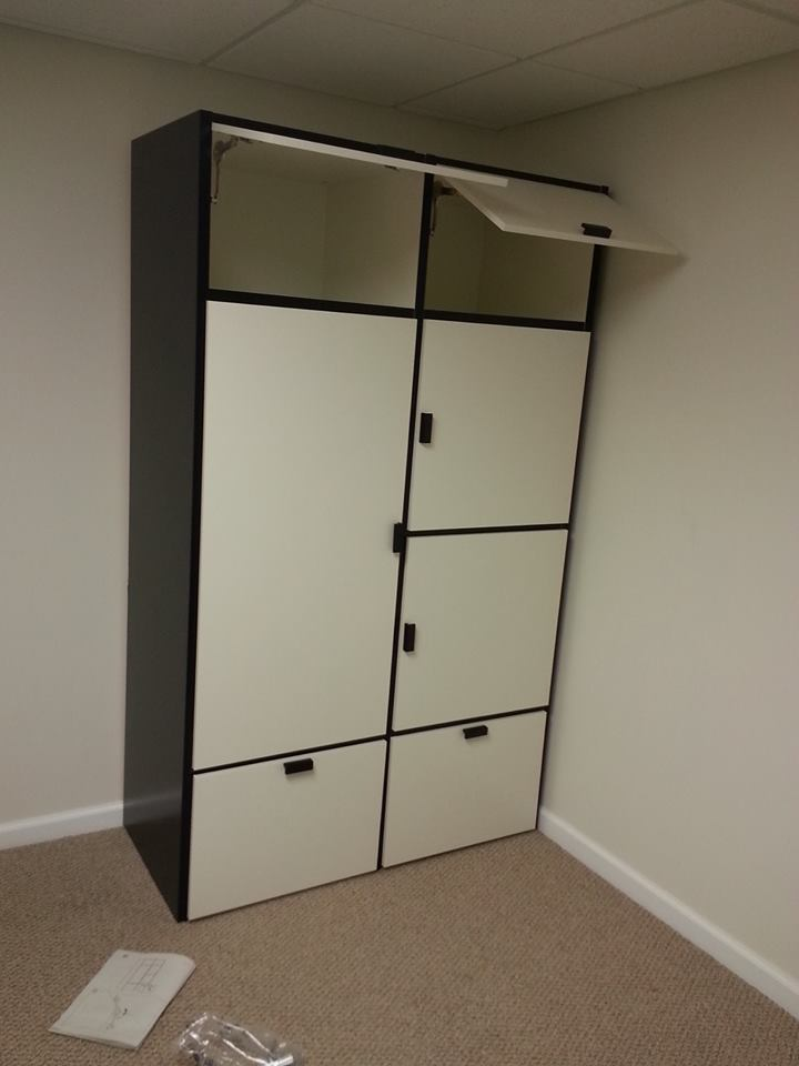 Ikea wardrobe assembly service custom assembly and for Cost of ikea assembly service