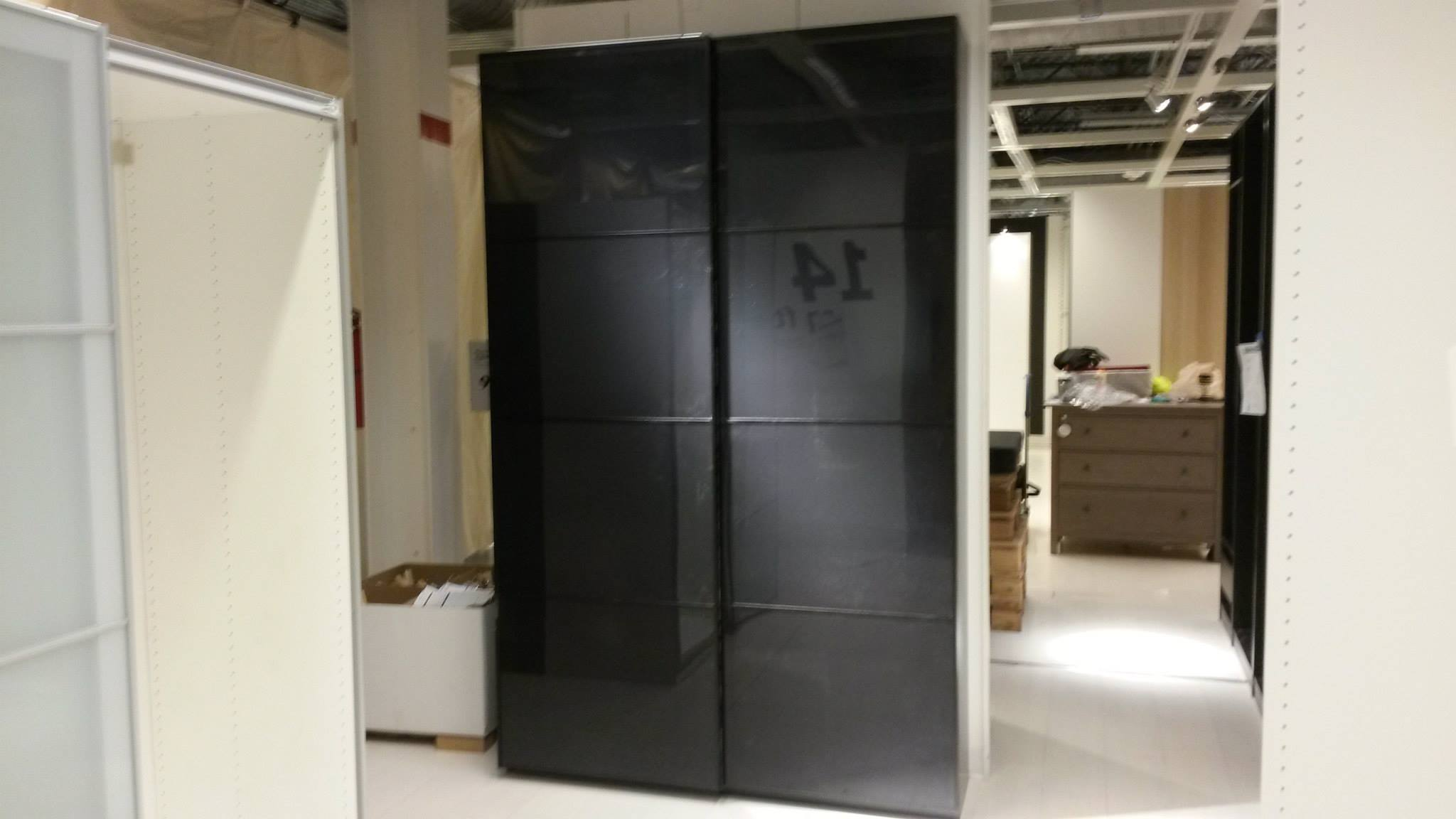 id an pax large optimizing ikea wardrobe