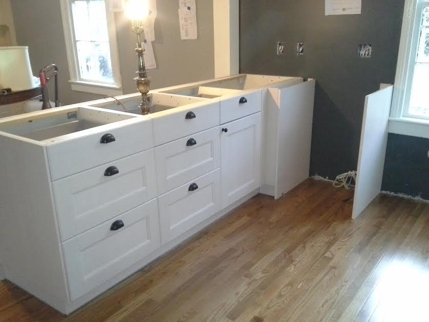 Ikea Kitchen Specialist In Atlanta Installed Cabinets